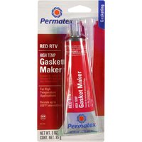 Permatex® 81161 High-Temp Red RTV Silicone Gasket Maker - 85 gr