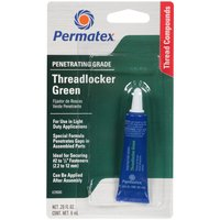 Permatex® 29000 Penetrating Grade Threadlocker Groen - 6 ml