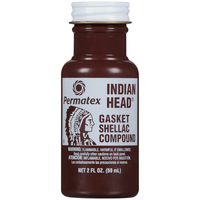 Permatex® 20539 Indian Head® Gasket Shellac Compound