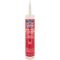 Permatex® 81409 High-Temp Red RTV Silicone Gasket Maker - 311 gr